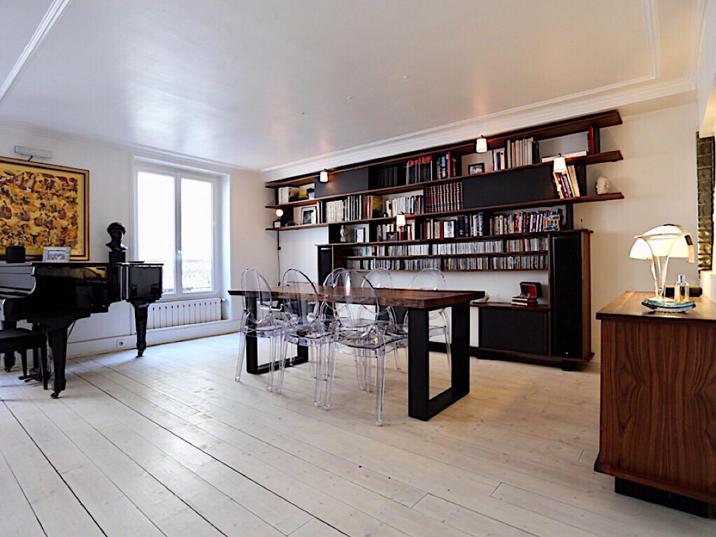 Bibliothèque Asymetrique