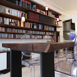 Table Noyer massif