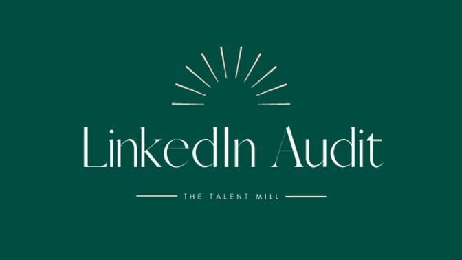 LinkedIn Audit Strategy Session