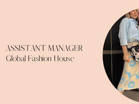 Assistant Manager - Global Fashion House - Emporium, Melbourne