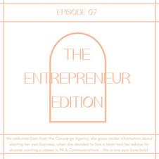7 // The Entrepreneur Edition