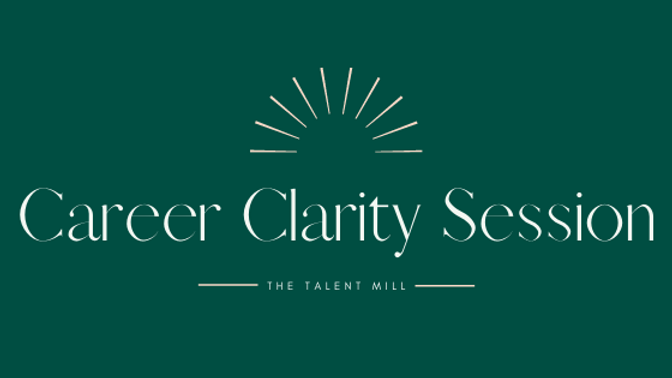 Career Clarity Strategy Session