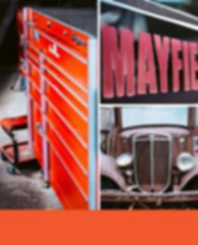 Mayfield Built Garage & Bodyshop in Villa Rica