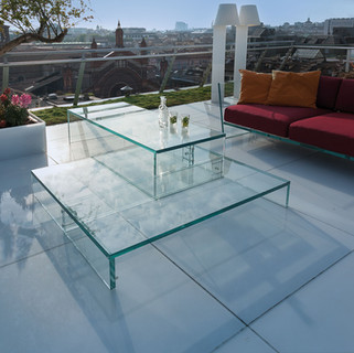 Simplicity Coffe Tables