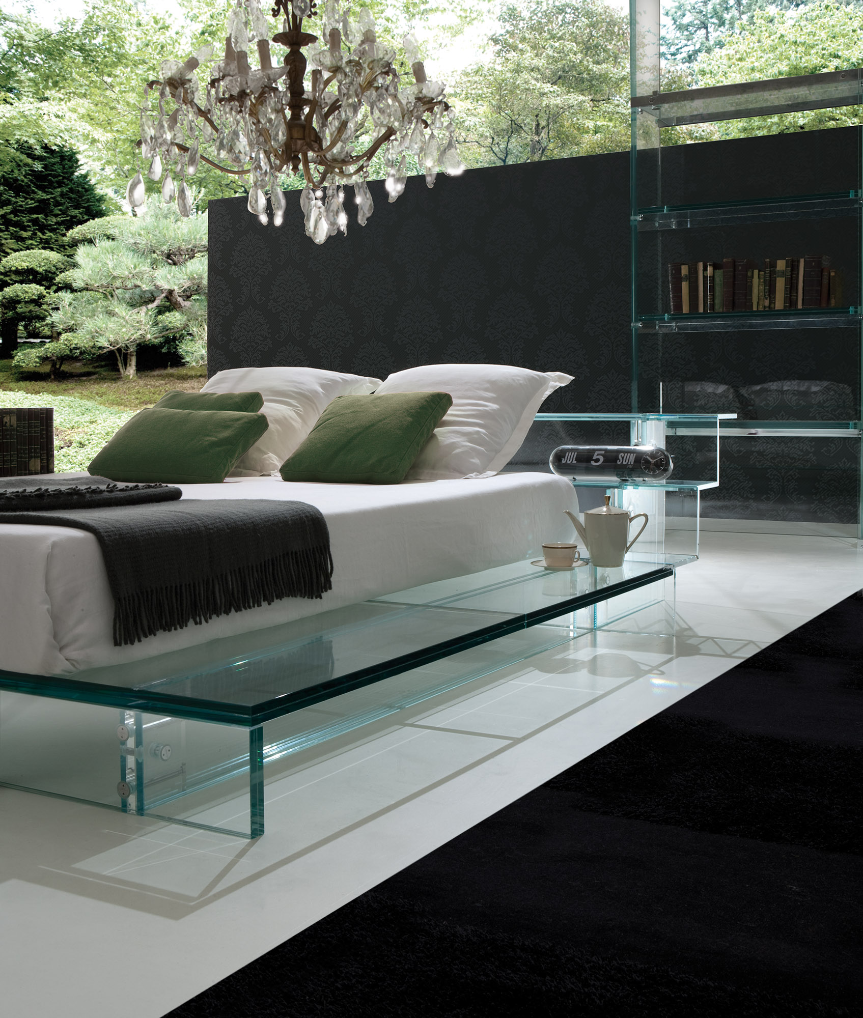 All Glass furniture