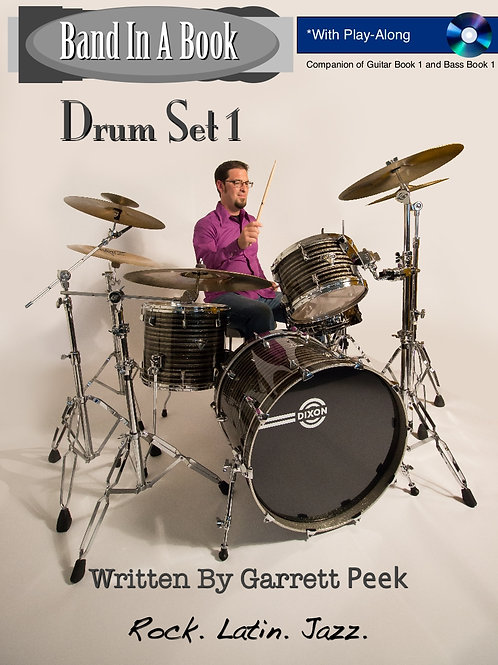 Drum Set 1 (Hardcopy)