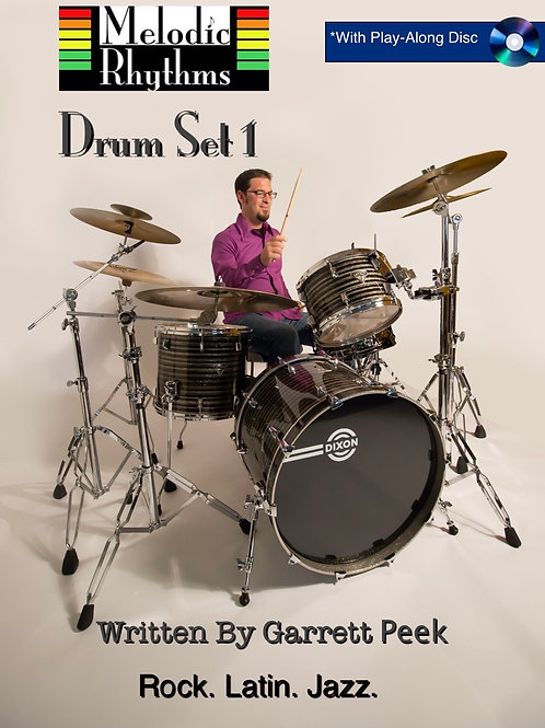 Drum Set 1 (Hard Copy)
