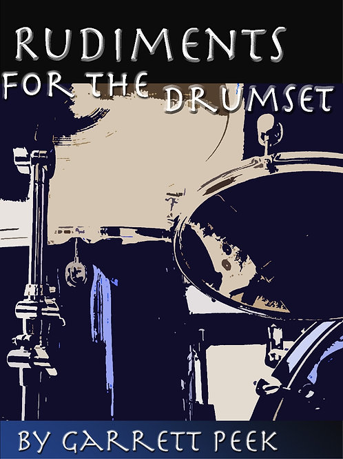 Rudiments for the Drum Set (Hard Copy)
