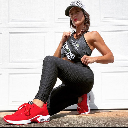 STRONG IS BEAUTIFUL- waist/over the shoulder womens pack