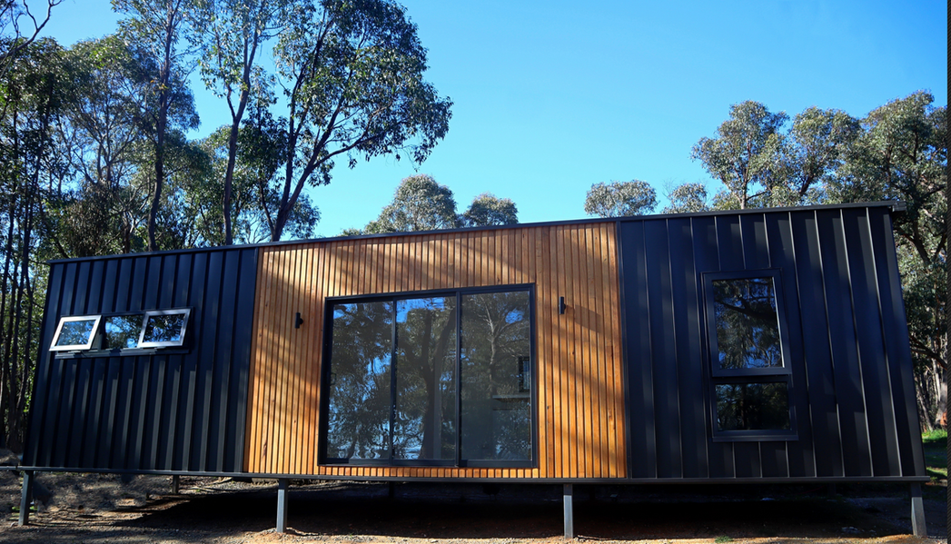 The Lane - Transportable home