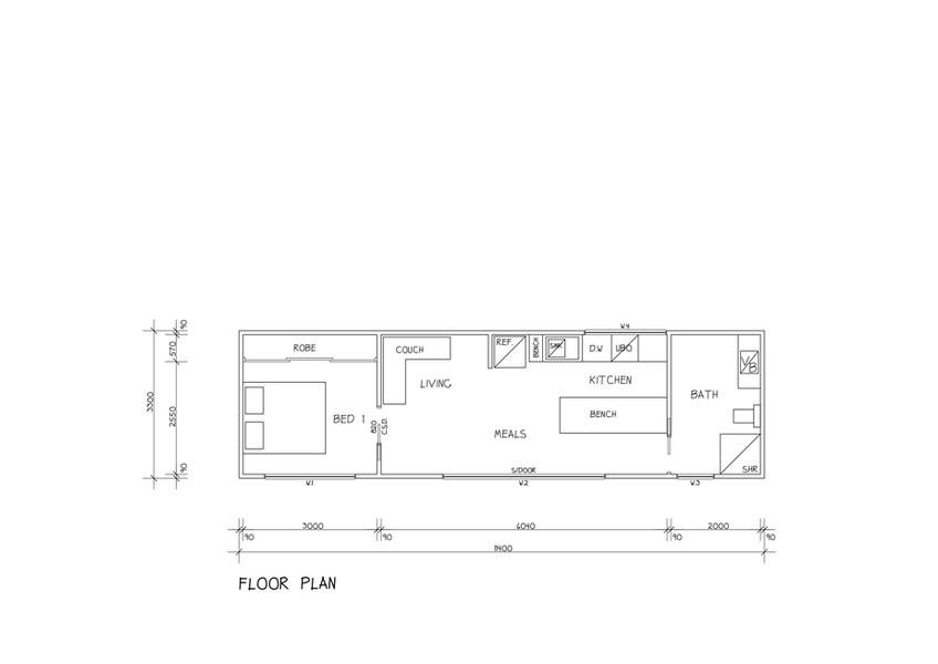 Lane - Floor plan