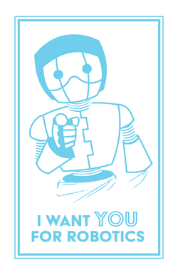 Motivational Poster - I Want You