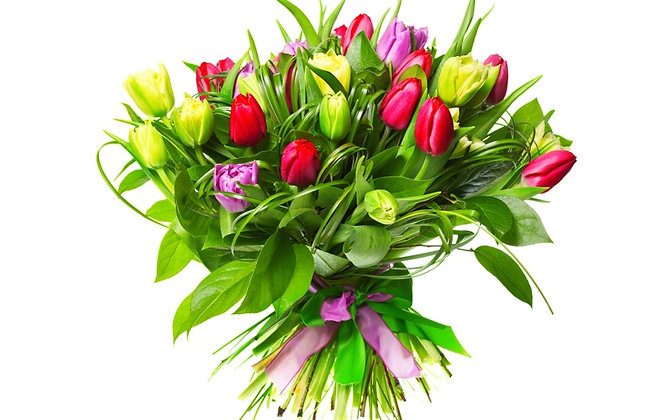 Букет Тюльпанов 14