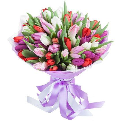 Букет Тюльпанов 15