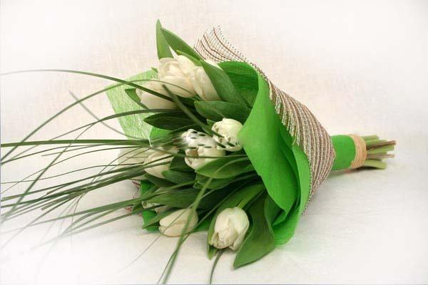 Букет Тюльпанов 11