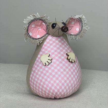 """Авторская игрушка """"Мышка"""""""