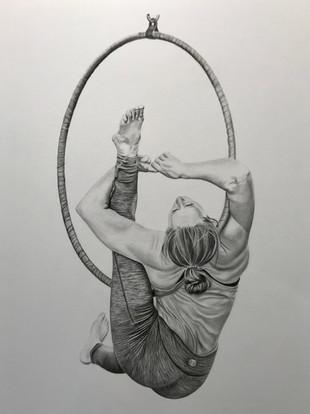 Aerial Hoop Artist