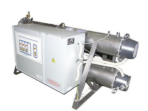 Отопительный водонагревательный модуль