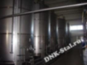 Резервуары для хранения воды
