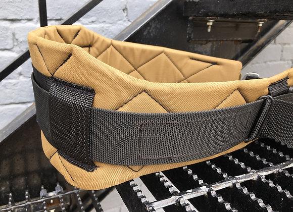 Contoured Belt w/ Metal COBRA® Buckle