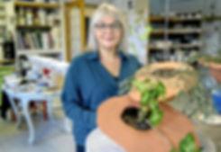 Karin Sauer plantekrukker vækst
