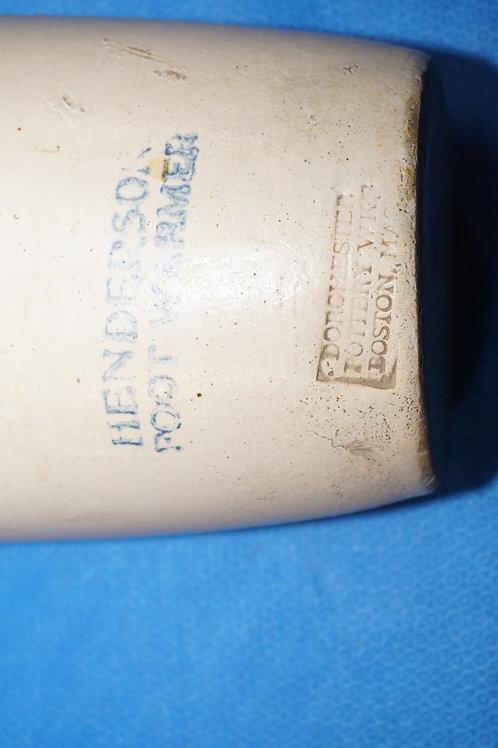 Stoneware Henderson Footwarmer