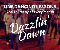 Line Dancing with Dazzlin' Dawn