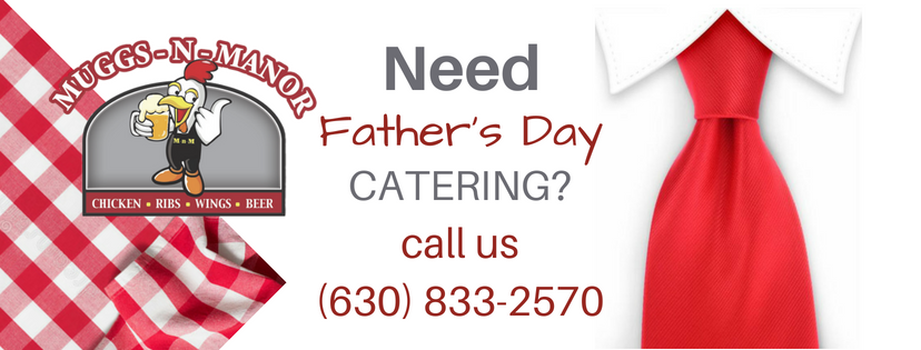 Father's Day Catering