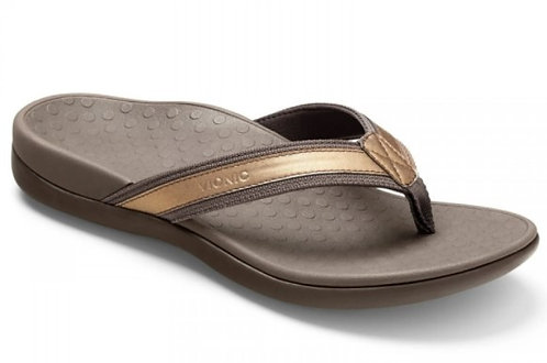 Vionic Tide II Bronze Metallic Womens