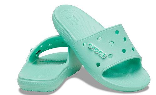 Crocs 206121-3U3 Classic Slide Pistachio