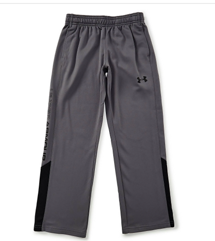 Under Armour 1331693 040 Pants Gray Youth Boy