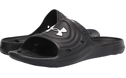 Under Armour 3023758 001  Locker IV Slide Sandal Mens