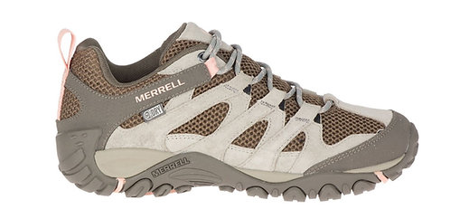 Merrell J033030 Alverstone WP Womens Aluminum