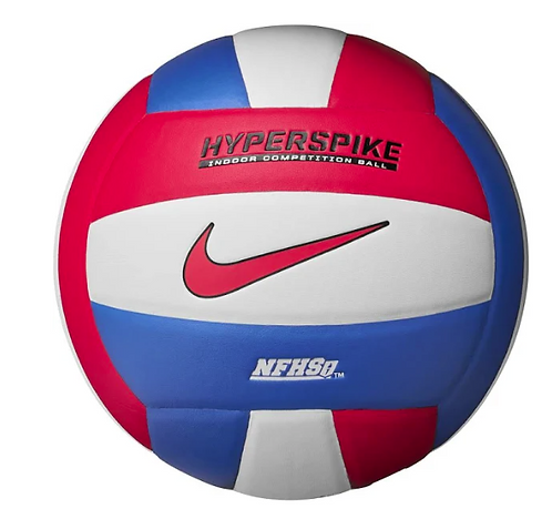 Nike Hyperspike Volleyball Red/White/Blue