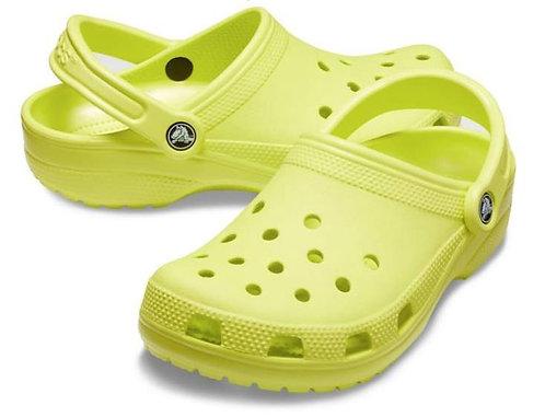 Crocs 10001-738 Classic Clogs Unisex Citrus