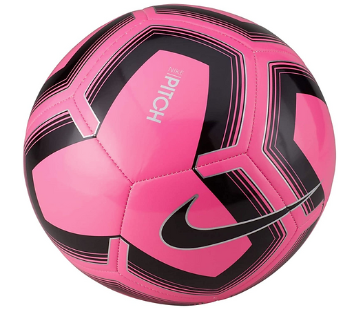 Nike SC3893-639 Pitch Soccer Ball Pink/Black