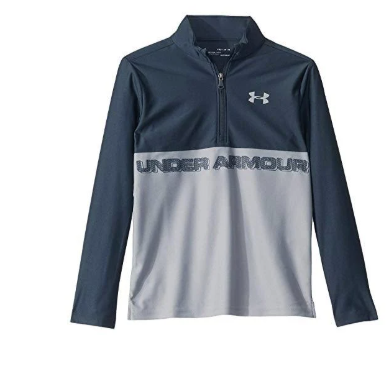 Under Armour 1328998 073 1/2 Zip Youth Boys