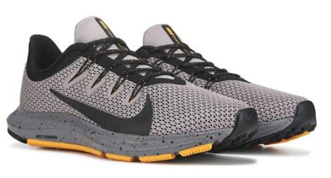 Nike CJ6186 200 Quest 2 Running Shoes Women's Pumice/Black