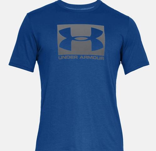 Under Armour 1329581 400 T Shirt Mens Blue
