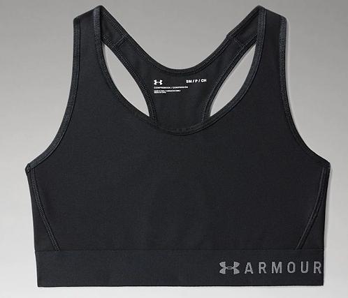 Under Armour 1307196 001 Sports Bra Womens Black