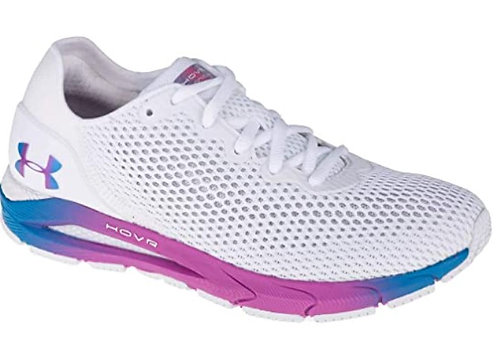 Under Armour 3023998-100 Hovr Sonic 4 Clear Soft White Womens