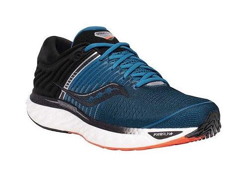 Saucony S20547-25 Triumph 17 WIDE Running Shoes Men's Blue/Black