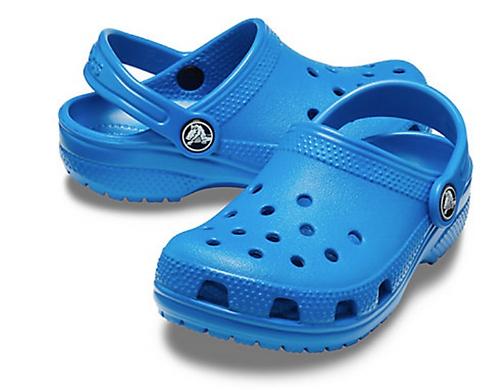 Crocs 204536-4JL Classic Clog Bright Cobalt Kids