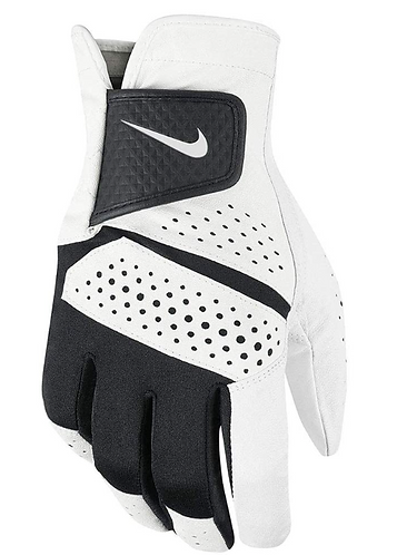Nike Tech Extreme Golf Glove Mens White/Black Right