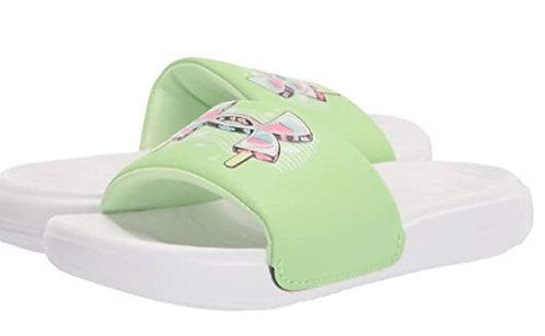 Under Armour  3024438 100 Unisex-Child Ansa Graphic Slide Sandal