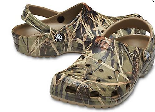 Crocs 12132-260 Classic Realtree