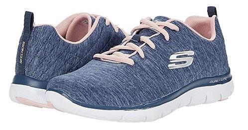 Skechers 59511H/NVY Flex Appeal 2.0-Before Sunset Sneakers Women's Navy