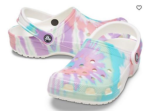 Crocs 205453-6SNClassic Tye Dye