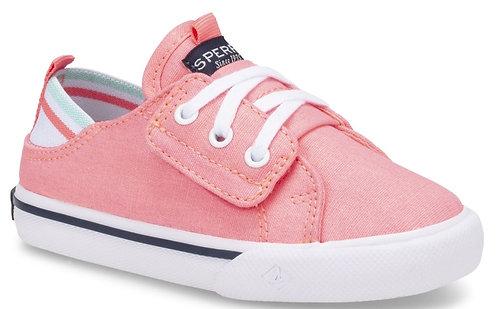 Sperry STL163940 Hy-Port Jr  Neon Pink Girls