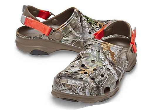 Crocs 206504-267 All Terrain Realtree Clog